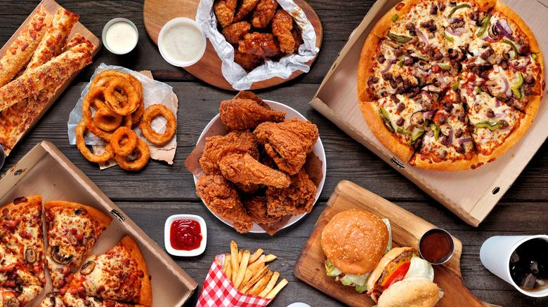 regional fast food chains