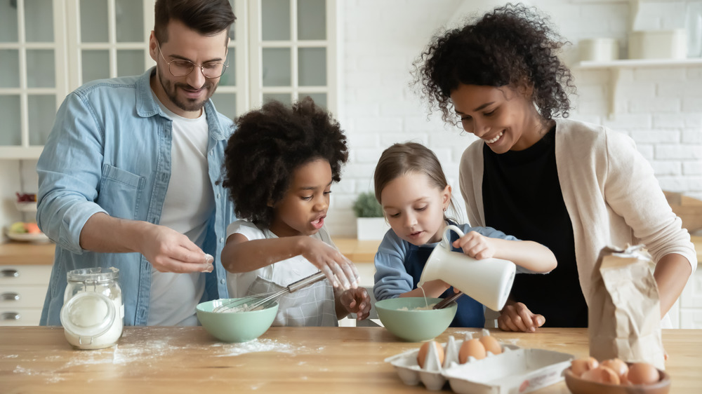 The best things to make with your kids