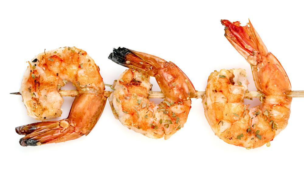 Fresh Uncooked Shrimp