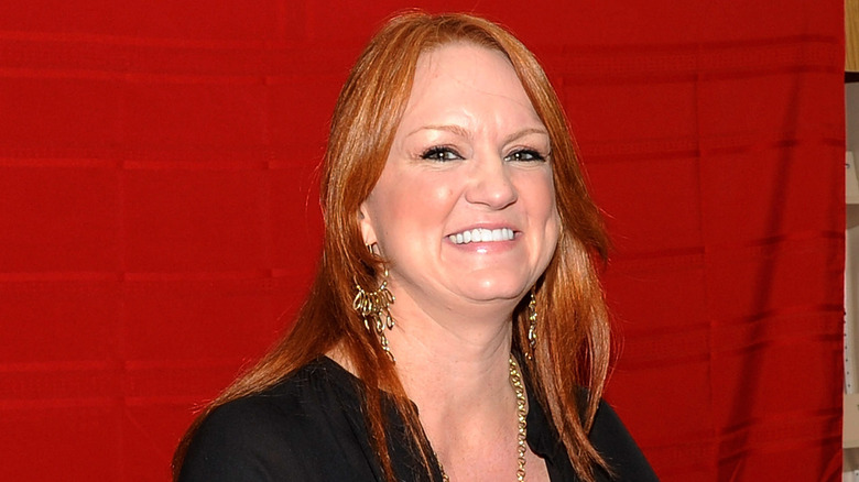 A shot of the Pioneer Woman Ree Drummond