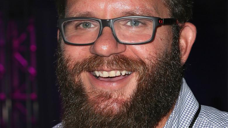 Michael Cimarusti headshot