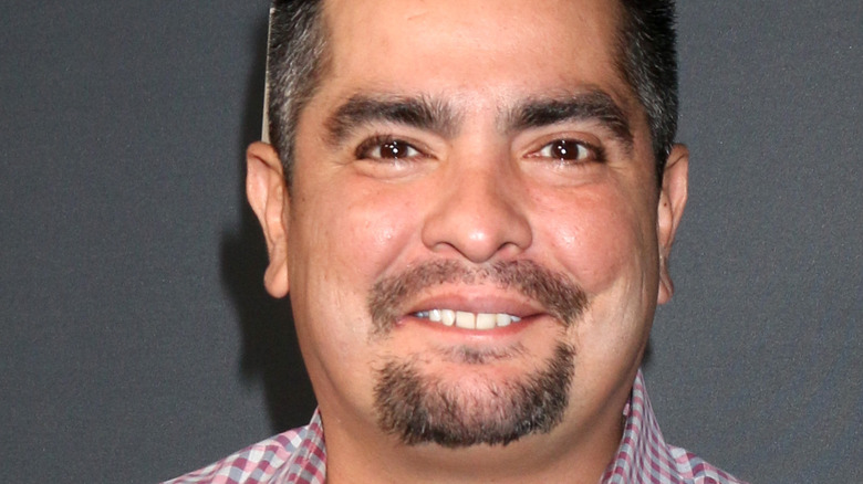 Celebrity Chef Aarón Sánchez