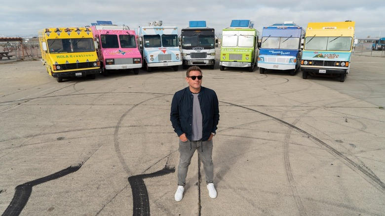 """Promo image for """"Great Food Truck Race"""""""