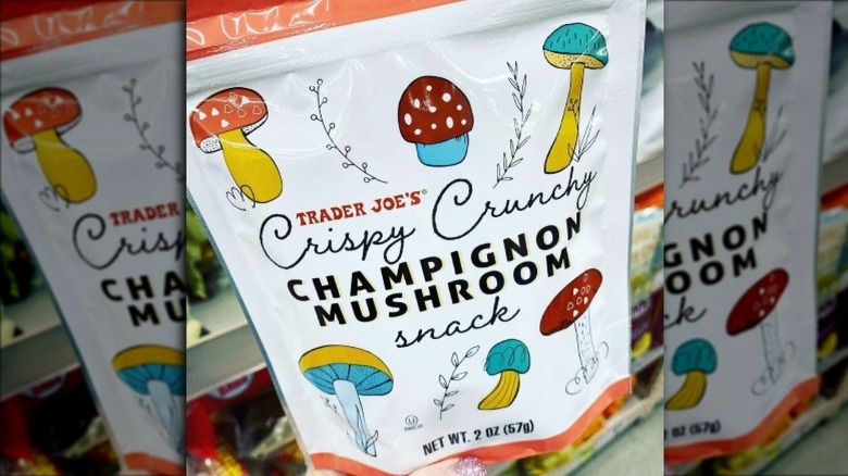 Bag of new Trader Joe's snack