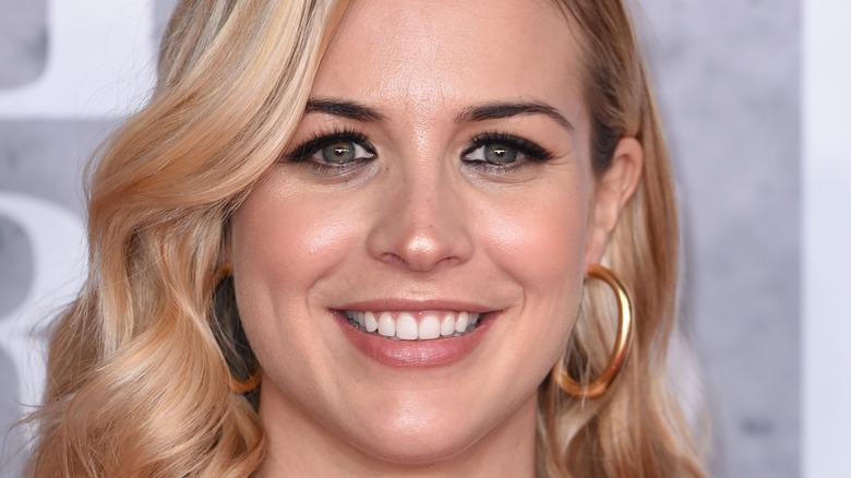 Gemma Atkinson close-up