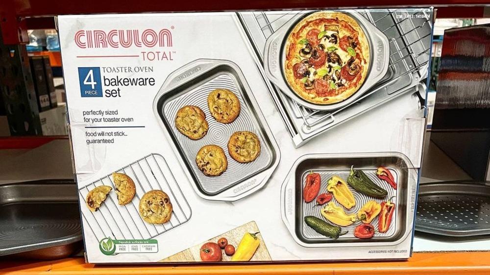 Costco Circulon 4-piece bakeware set