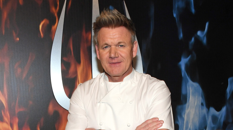 Gordon Ramsay - Hell's Kitchen