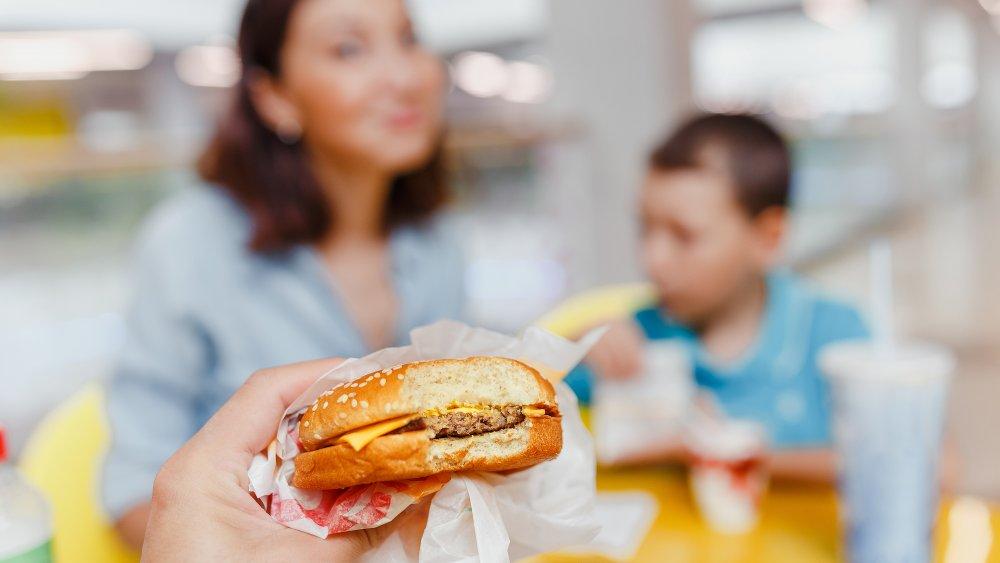 fast food secrets