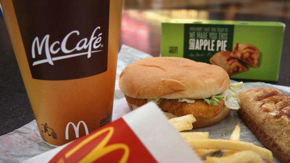 McCafe McDonald's