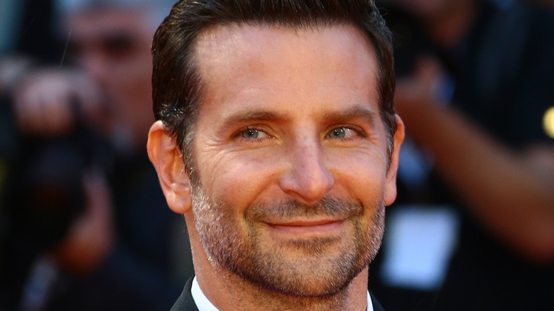 Bradley Cooper on red carpet