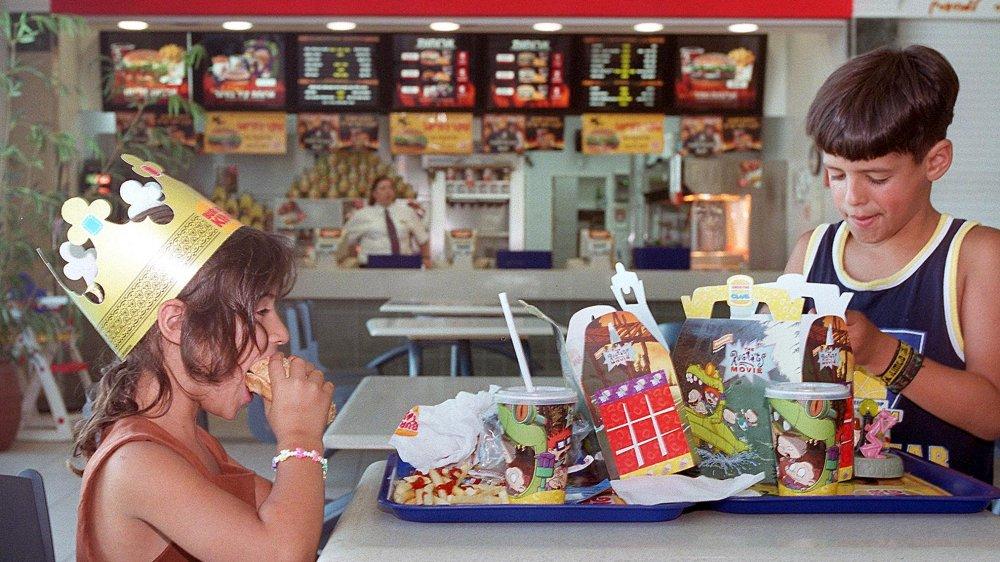 Burger King kids meal toys