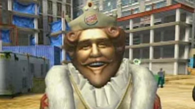 Burger King video game