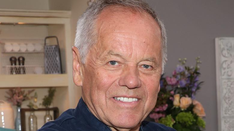 Head shot of Chef Wolfgang Puck