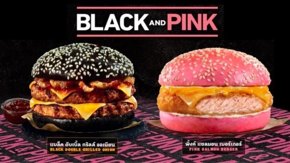New Thai Burger King offerings