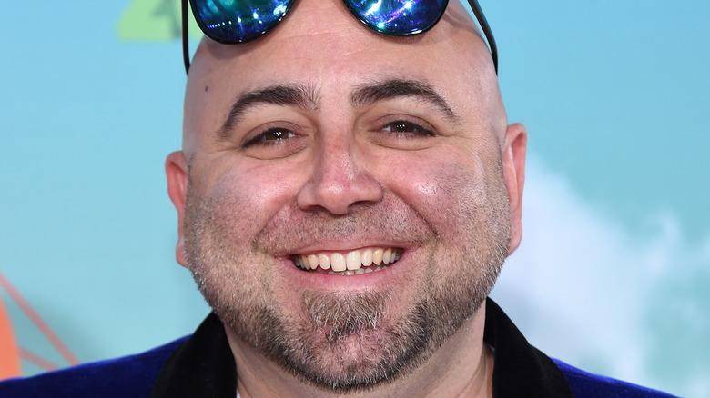 Duff Goldman smiling big