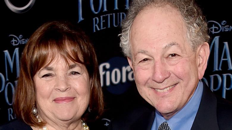 Ina Garten and husband Jeffry