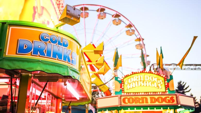 fair food booths