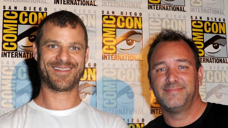 South Park creators Matt Stone and Trey Parker