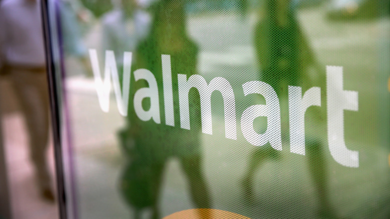 A generic image of a Walmart outlet