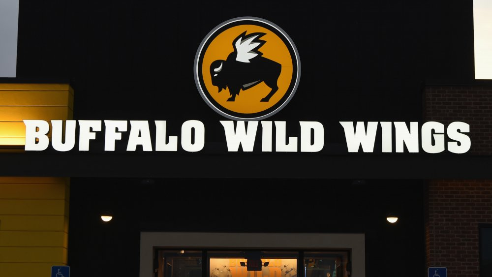 A representational image of a Buffalo Wild Wings outlet