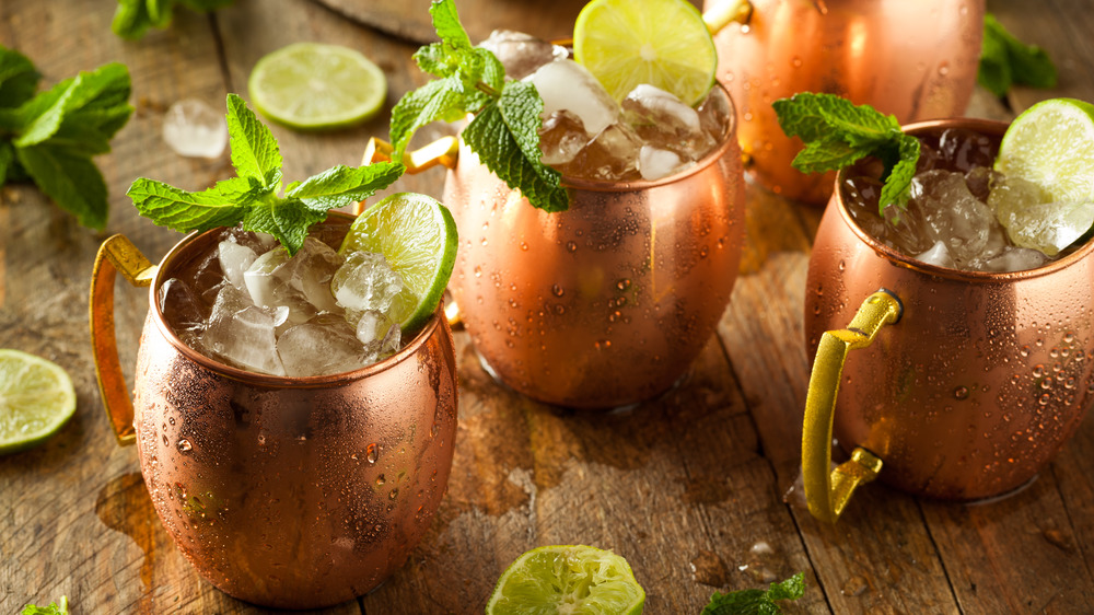 Moscow Mule, hipster drink