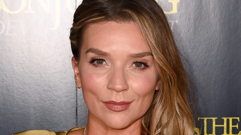 Candice Brown close-up