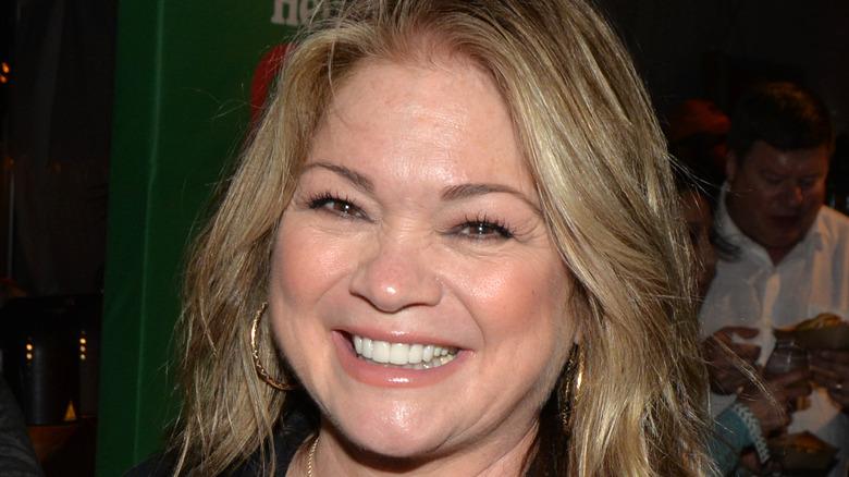 Valerie Bertinelli close-up