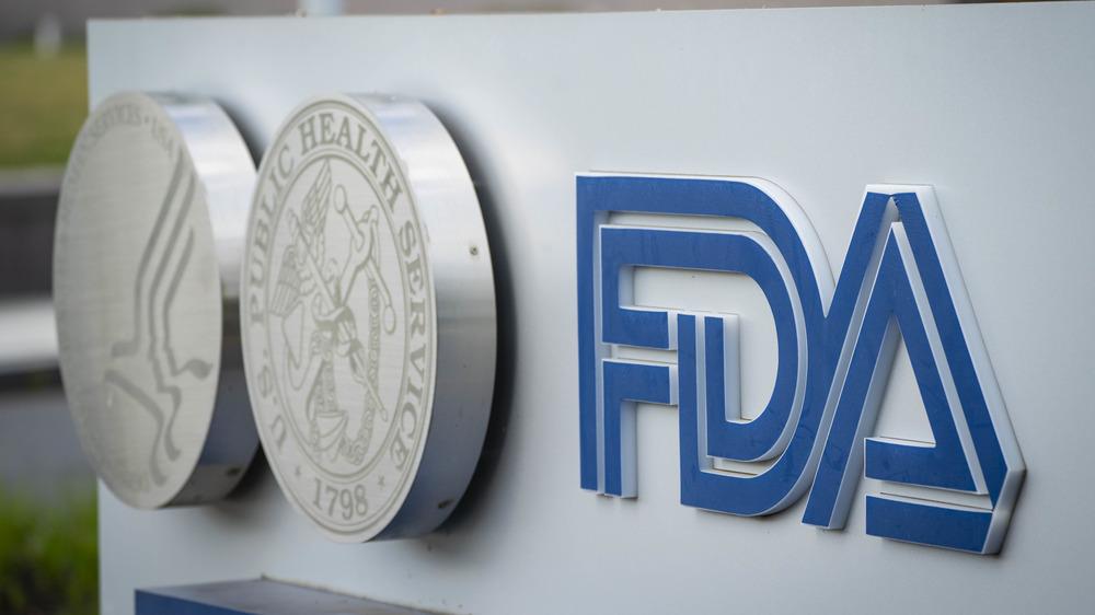 FDA exterior signage