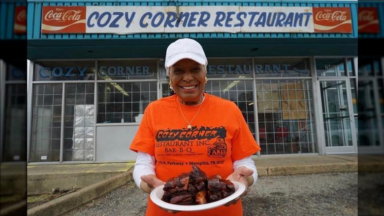 Desiree Robinson of Cozy Corner