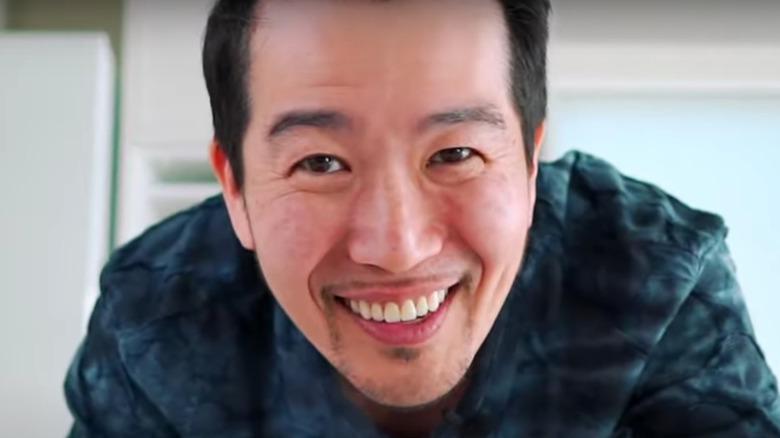 Marc Matsumoto smiling