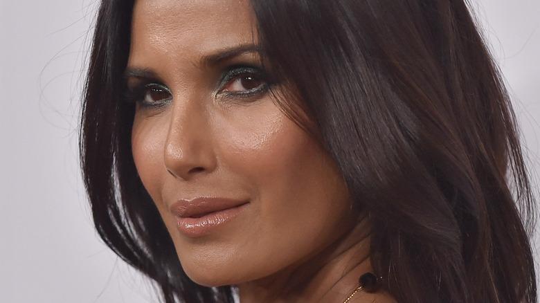 Padma Lakshmi close-up