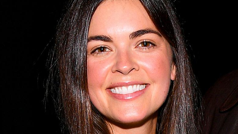 Katie Lee Biegel smiling