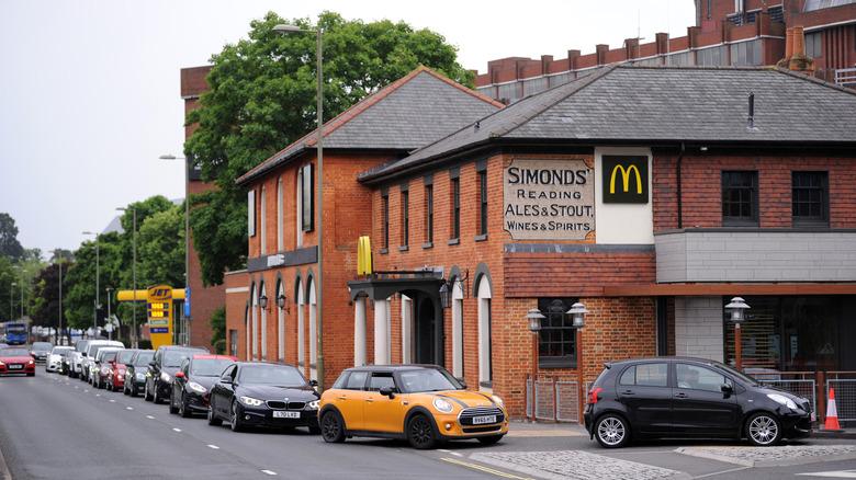 McDonald's Drive-thru