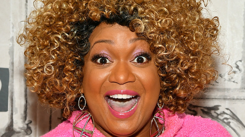 Sunny Anderson close-up
