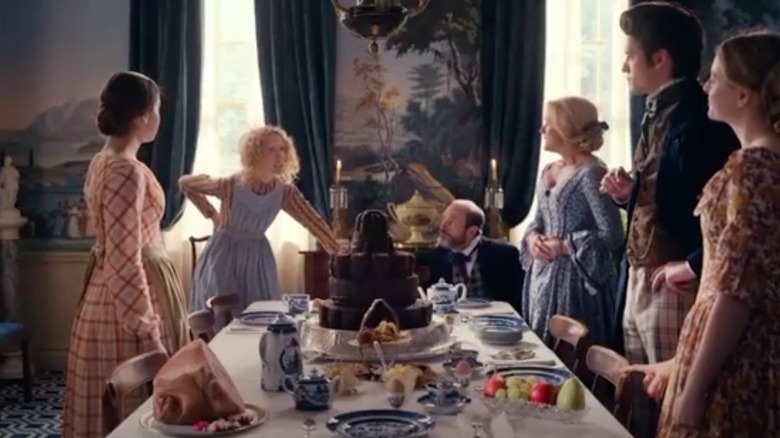 Emily Dickinson black cake episode