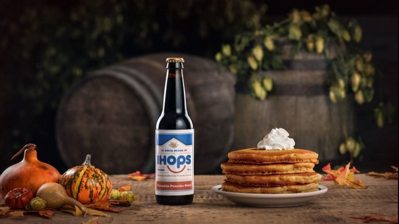 IHOPS Pumpkin Pancake Stout