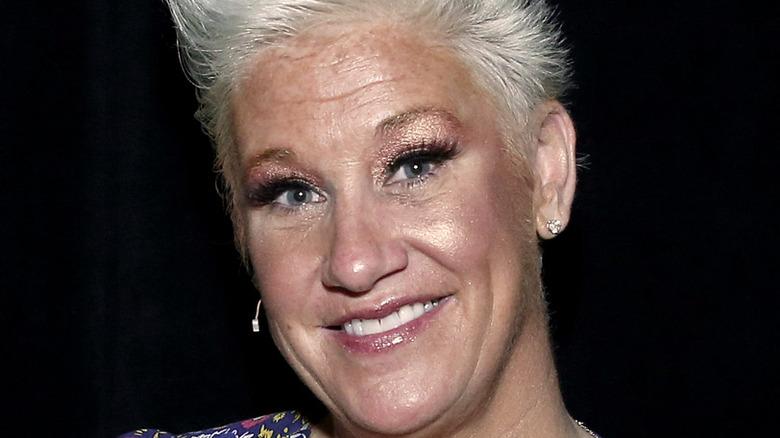 Anne Burrell close-up