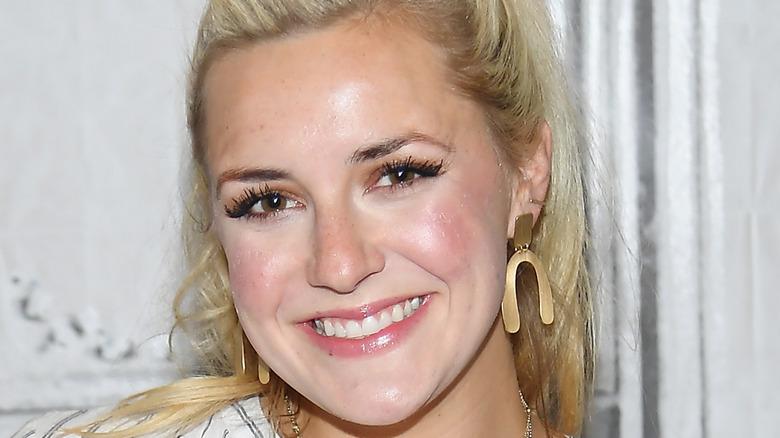 Kelsey Barnard Clark close-up
