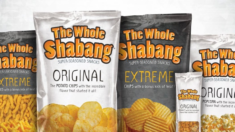 Whole Shabang chip range
