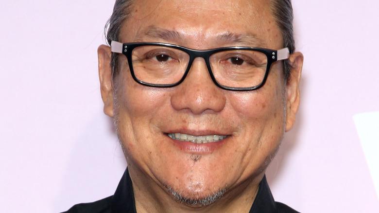 Masaharu Morimoto close-up