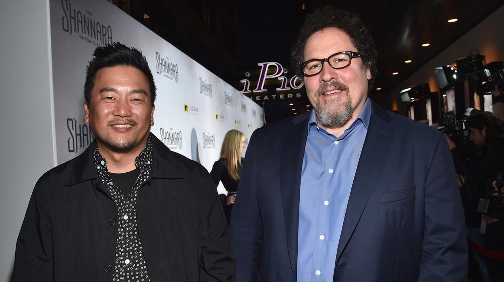 Roy Choi and Jon Favreau
