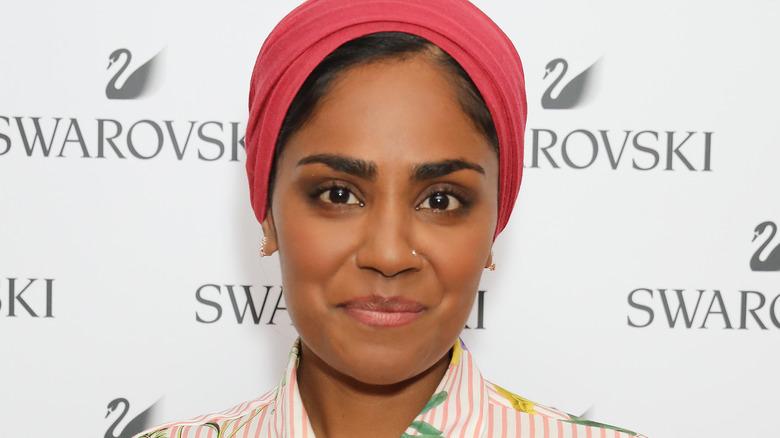 Close-up of Nadiya Hussain