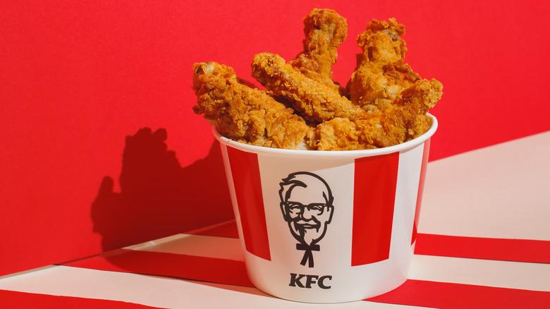 KFC illustration