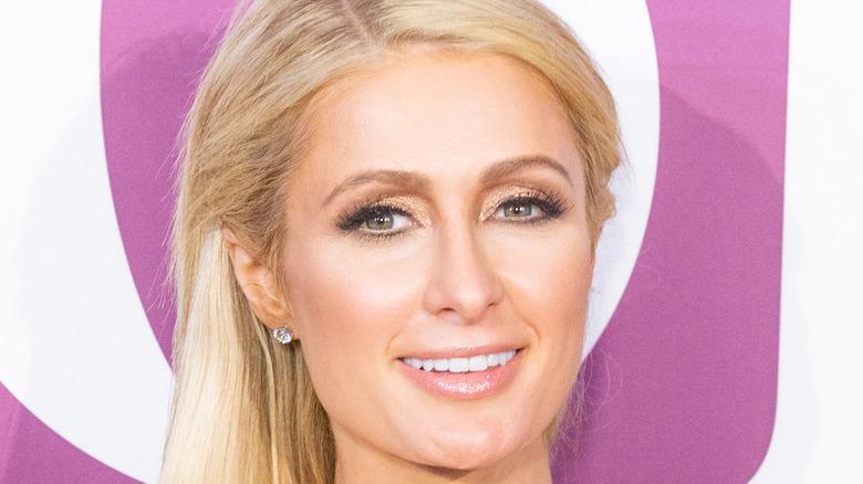 Headshot of Paris Hilton