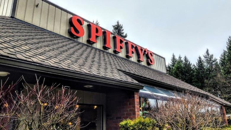 Spiffy's Restaurant storefront