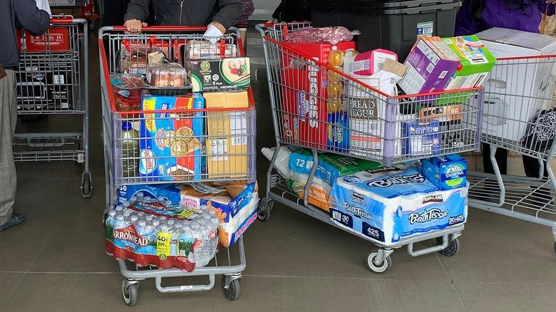 Bizarre foods people are hoarding coronavirus