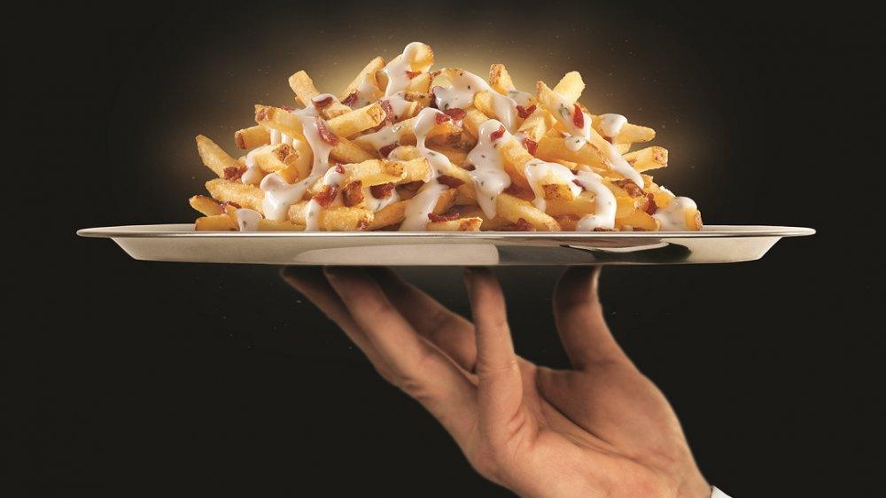 Carl's Jr. Bacon Truffle Cheese Fries