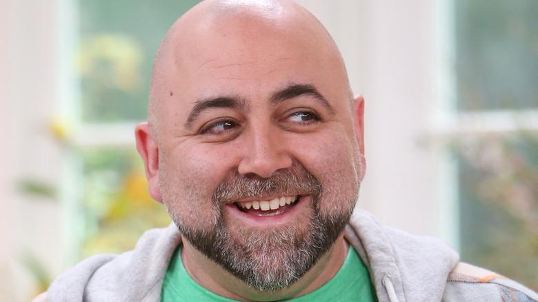 Chef Duff Goldman smiling