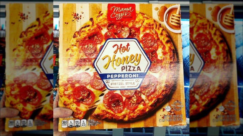 Mama Cozzi's Hot Honey Pepperoni Pizza