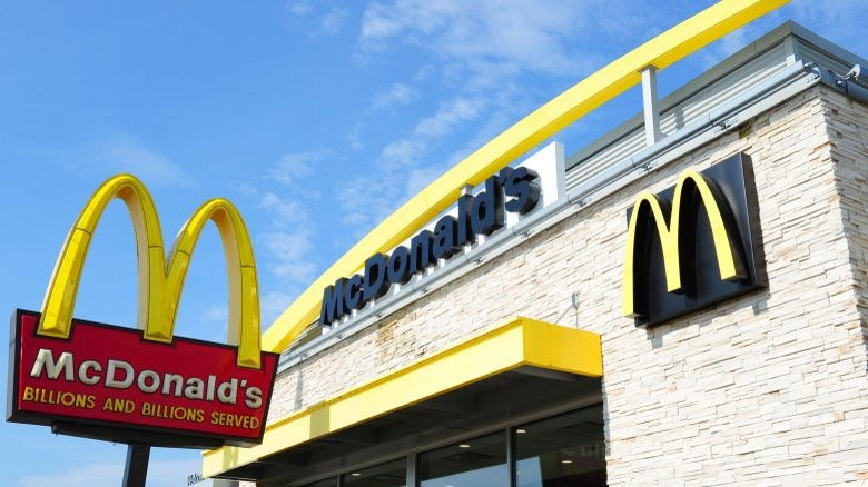 McDonald's new blueberry creme pie